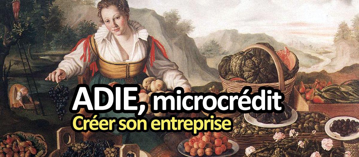 ADIE, crédit solidaire avec les entrepreneurs