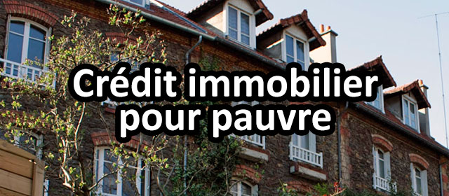 credit immobilier rsa