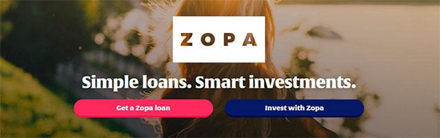 Zopa, site de crédit de particulier à particulier
