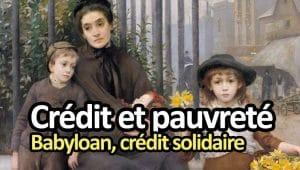 Babyloan, le microcrédit solidaire