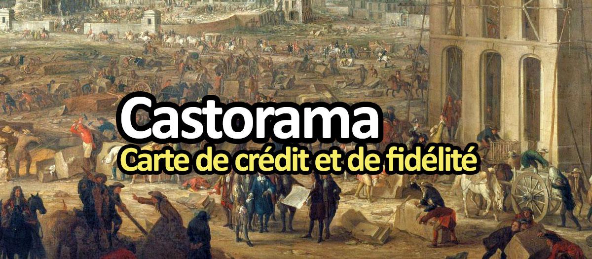 Avis carte Castorama : meilleur crédit travaux et bricolage ?