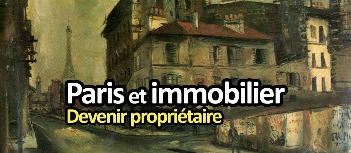 Comment acheter son logement à Paris