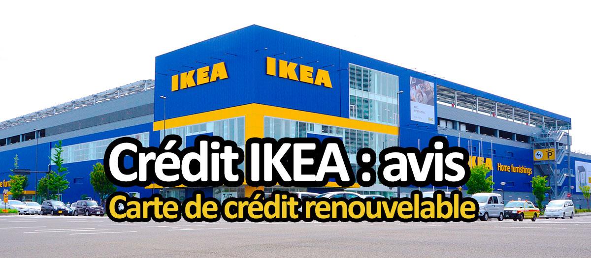 Tout sur le Credit Ikea : pour acheter cuisine et meubles, avec Norrsken et Cetelem