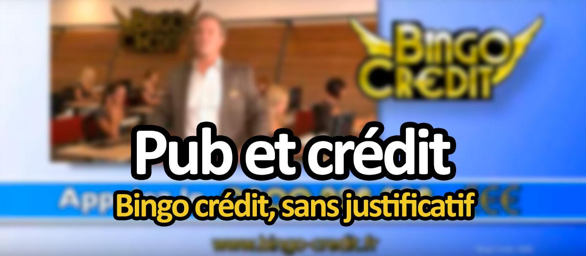 Crédit sans justificatif ni fiche de paie : Bingo Credit
