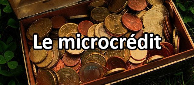 microcrédit