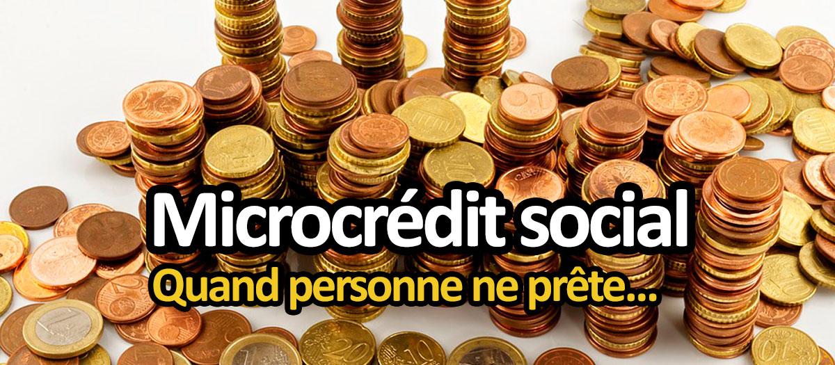 Demande de microcrédit social, personnel