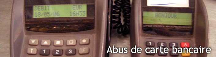terminal de paiement par carte bancaire