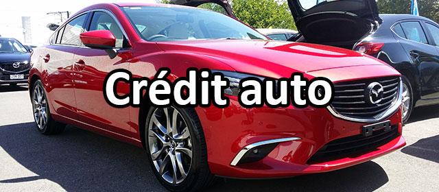 tout savoir sur le crédit auto