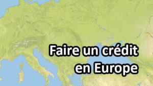 Le continent européen