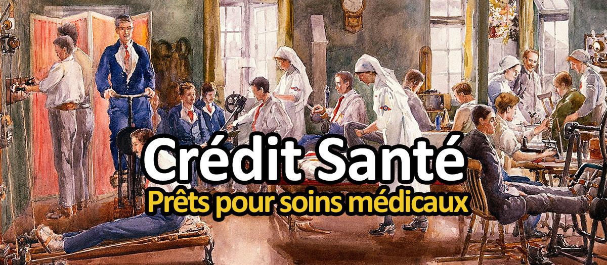 Crédit Santé
