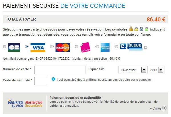 Comment payer sur internet quand on est interdit bancaire - Carte de paiement castorama ...