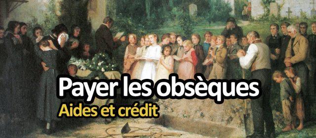 Crédit pour payer les obsèques