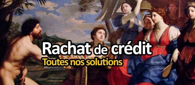 solutions de rachat de credit
