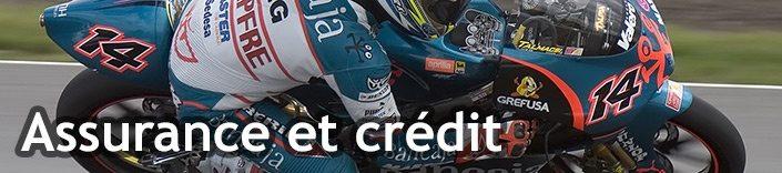 Assurance et crédit moto