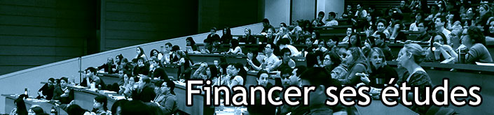Financement des études