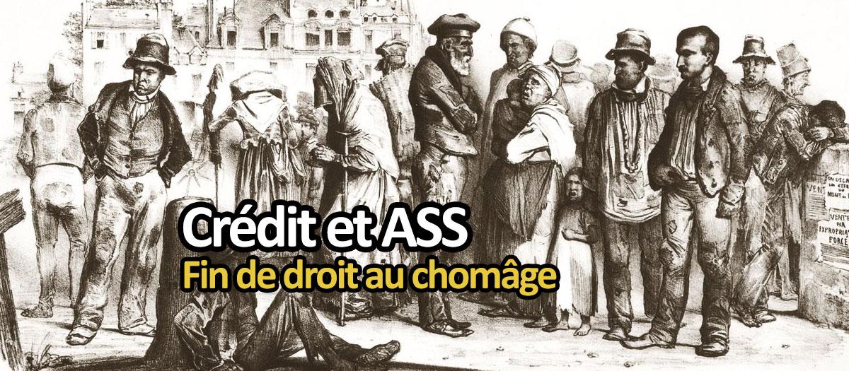 Crédit pour ASS