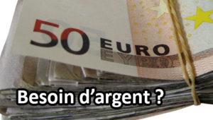 liasse de billets de banque