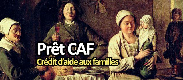 Prêt CAF