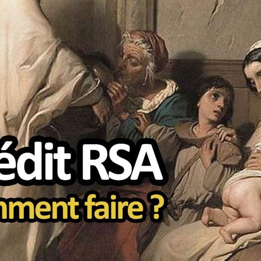 Credit Rsa Pret Pour Beneficiaire Rsa Et Minima Sociaux