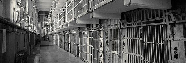 C'est la prison d'Alcatraz.