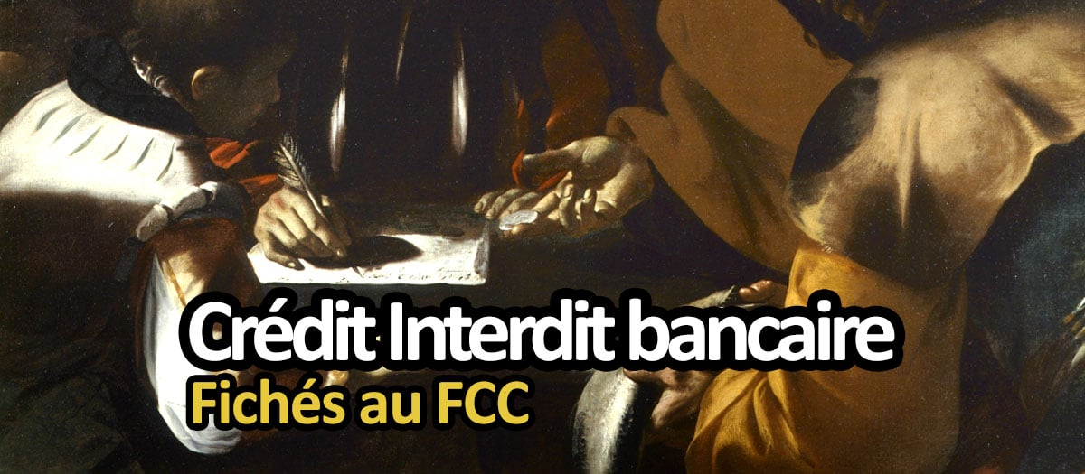 Comment Avoir Un Credit Interdit Bancaire Pret Fiche Banque De France
