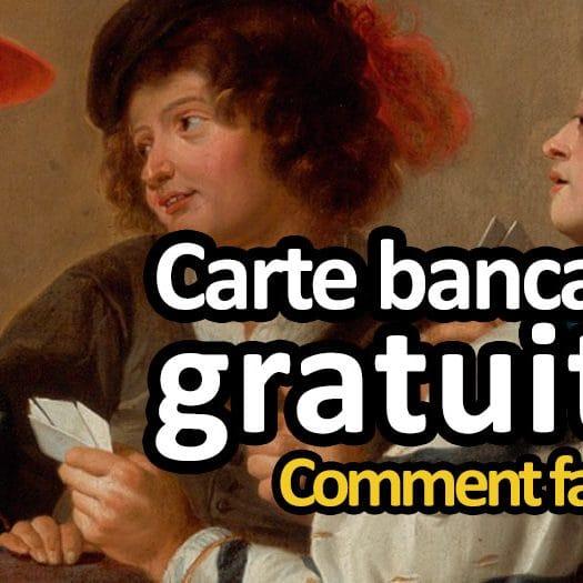 Carte Bancaire Gratuite Comment L Obtenir Ekonomia