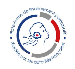 Label du financement participatif.
