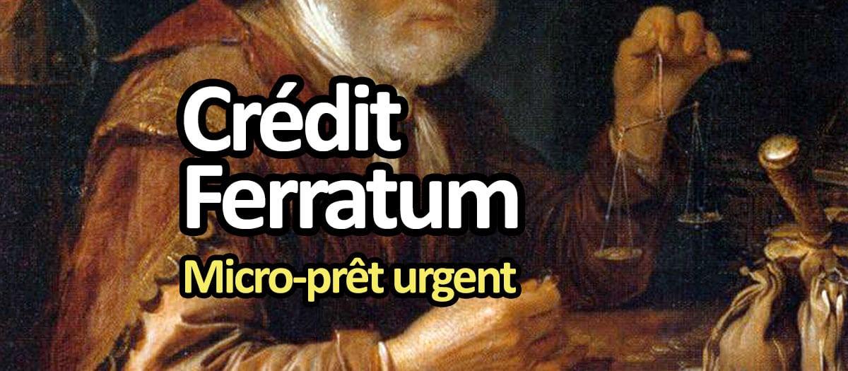 Crédit Ferratum : micro prêt personnel rapide
