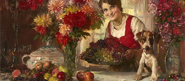 fruits et sourire