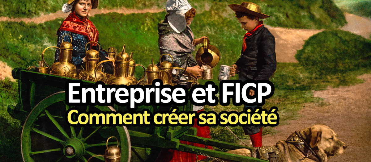 Créer son entreprise en étant FICP