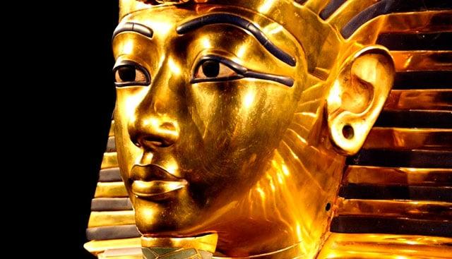 Masque mortuaire de Toutankhamon