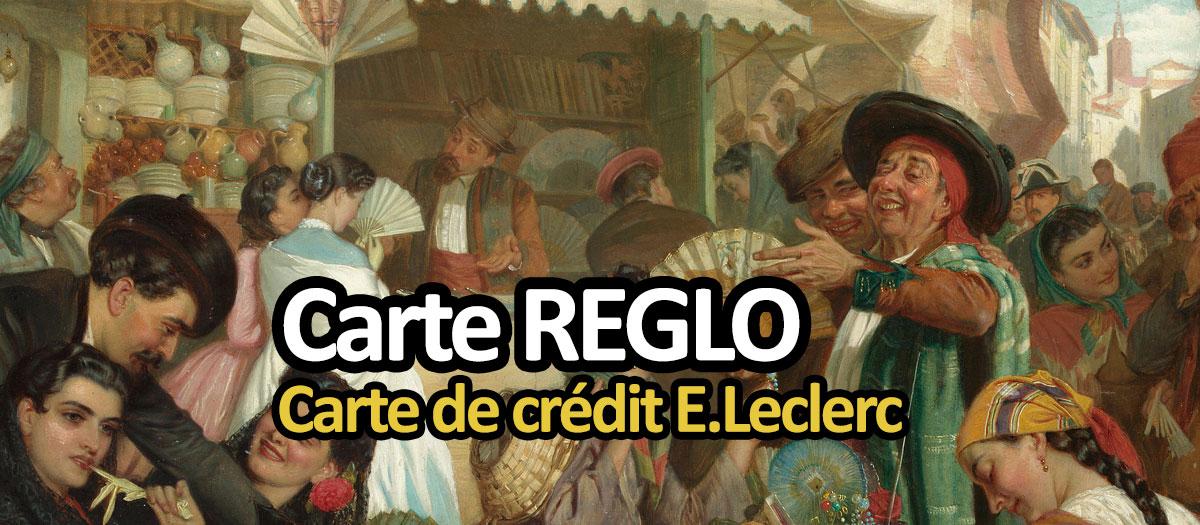 carte REGLO Leclerc