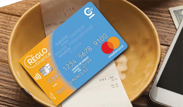 Carte MasterCard Leclerc