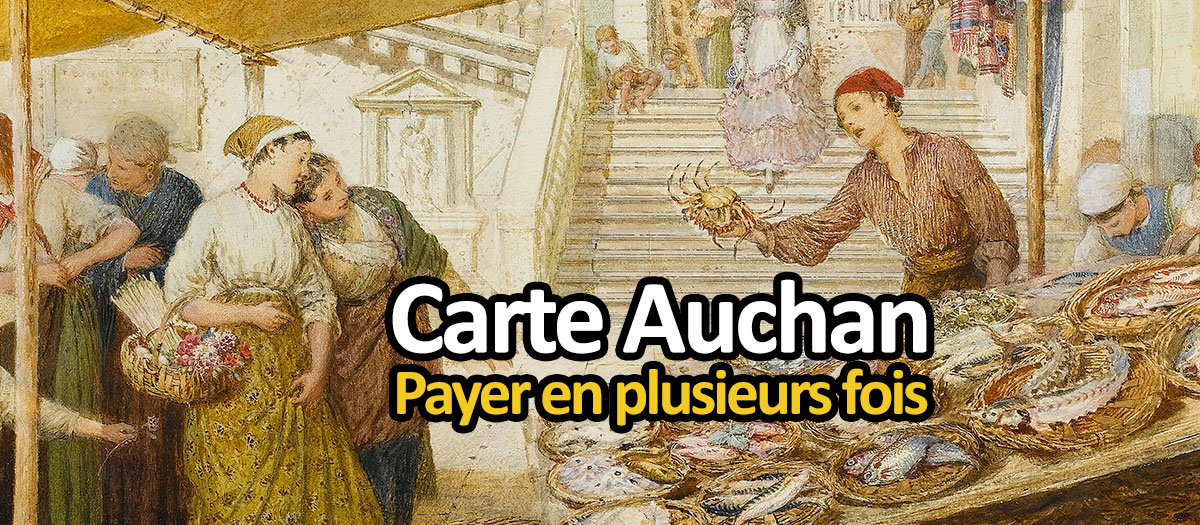 Payer ses courses