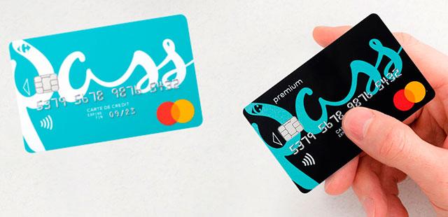 Carte MasterCard PASS